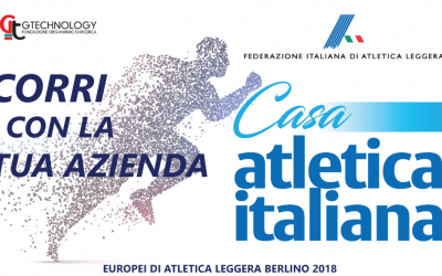 Run with your company to Casa atletica italiana