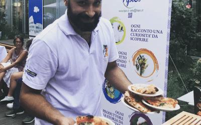 A Casa Atletica italiana é Pizza Show by Tipics