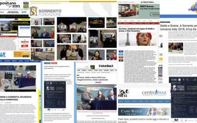 Enogastronomia al centro dell'evento presso Villa Fiorentino a Sorrento