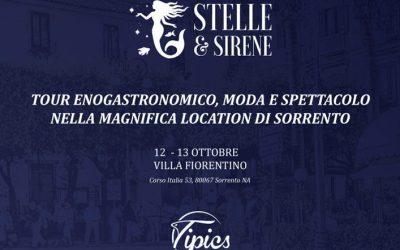 Tipics invitata alla prima edizione dell'evento Stelle&Sirene