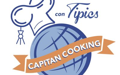 Capitan Cooking is back: Tipics rilancia il concorso enogastronomico presentando Capitan Cooking 2.0