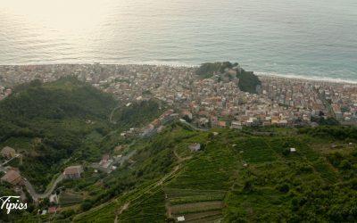 Tra i profumi e le bellezze della costa viola e la Calabria