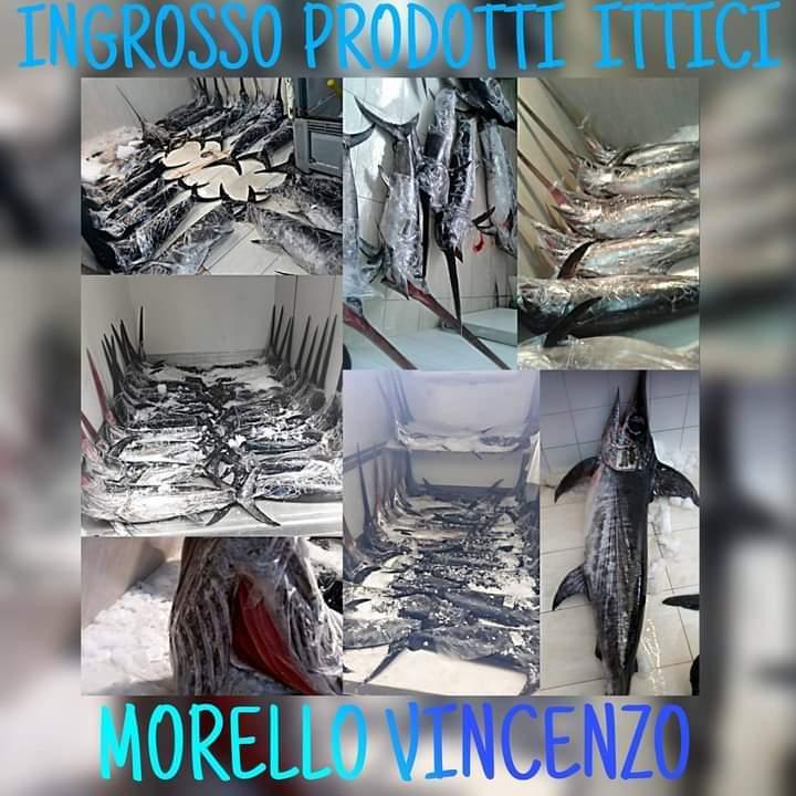 Ingrosso Prodotti Ittici di Morello Vincenzo